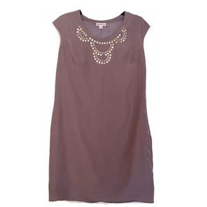 Merona Champagne Dress Size 12